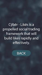 CyberLikes - screenshot 4