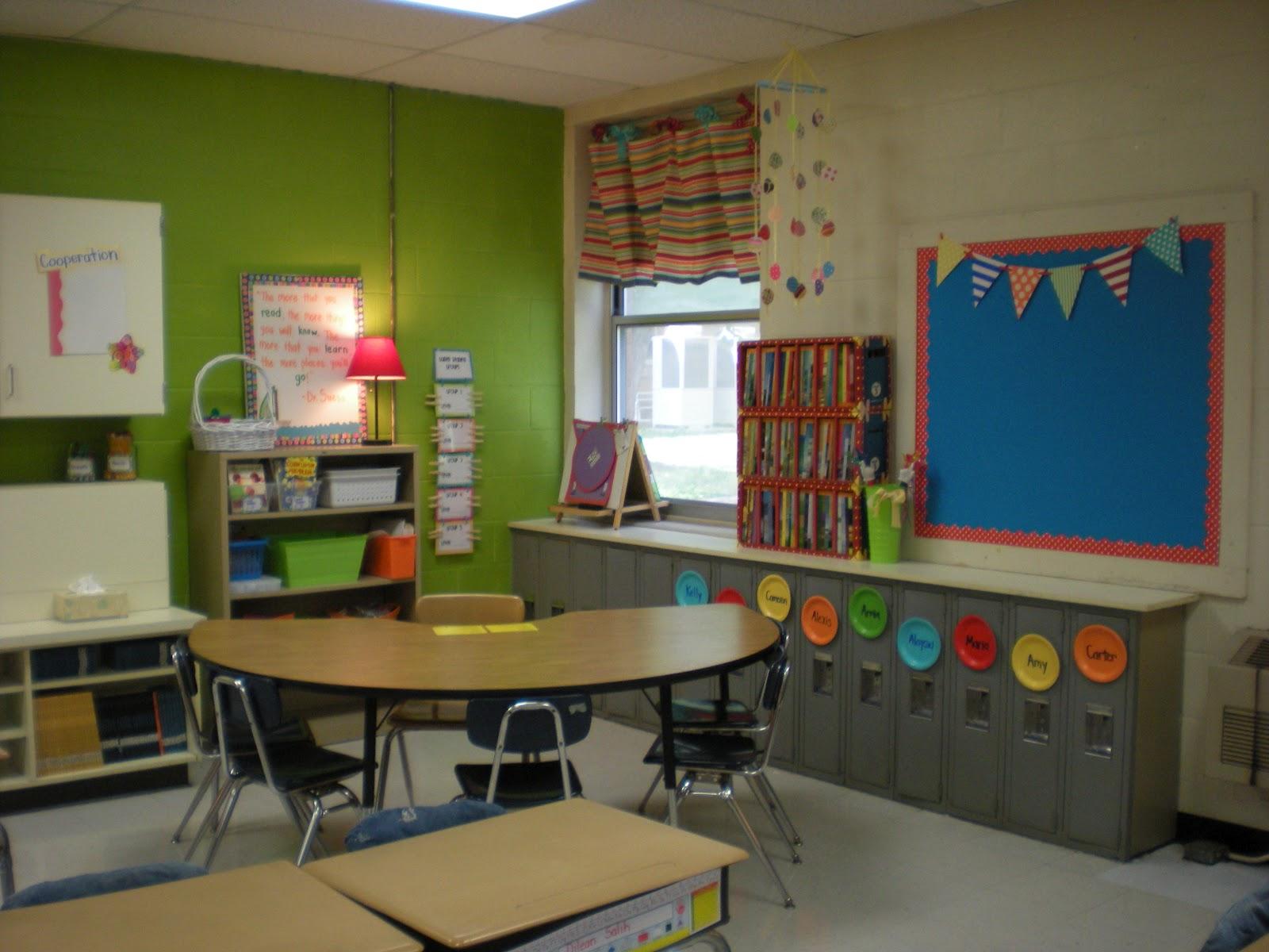 The Good Life: My New Classroom!