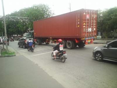 Heavy equipment project cargo Jakarta