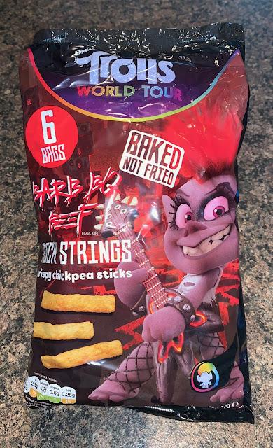 Trolls - Barb BBQ Beef Rock Strings