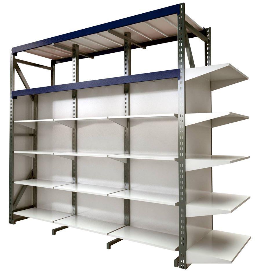 Estanter a industrial rack industrial estanter a de - Estanterias diseno pared ...