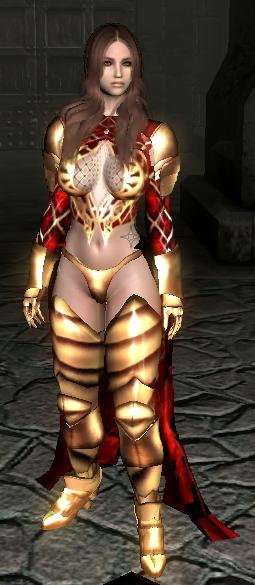 Skyrim Mods Highlights: Sorceress Armor CBBE BODYSLIDE HDT