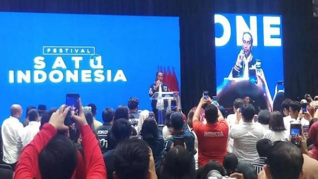 Bakal Luncurkan Kartu Pra Kerja, Jokowi Bantah Gaji Pengangguran