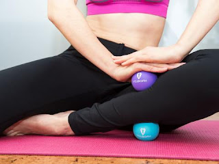 Lacrosse Balls for Calf Muscles