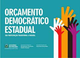 Orçamento Democrático direciona audiência virtual para as regiões de Guarabira, Cuité e Itabaiana nesta quinta-feira