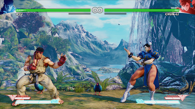 Street Fighter V Arcade Edition PC Game_2