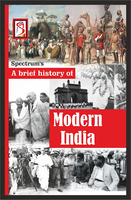 A brief History of Modern India for UPSC By Rajiv ahir   Free PDF Download   UPSC Ebook