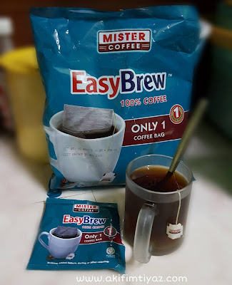 EasyBrew Premium 100% Coffee