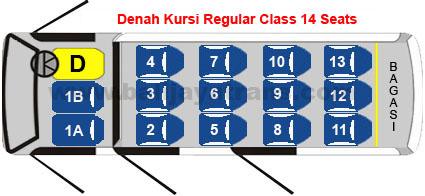 Executive Class 14 Seats   Balijayatrans.com