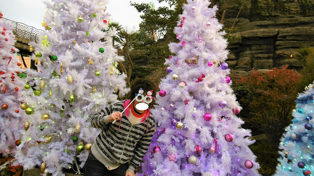 ひらパー クリスマスツリー