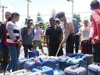 solusi  Menghadapi kekurangan air di musim kemarau