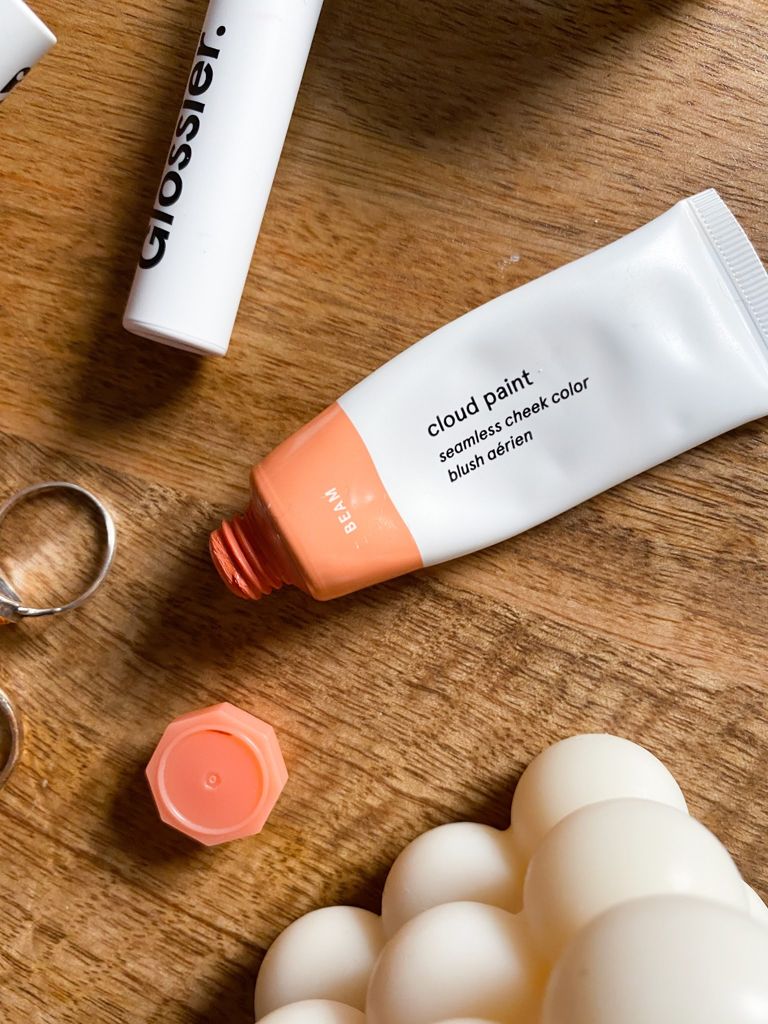 glossier cloud paint liquid blush