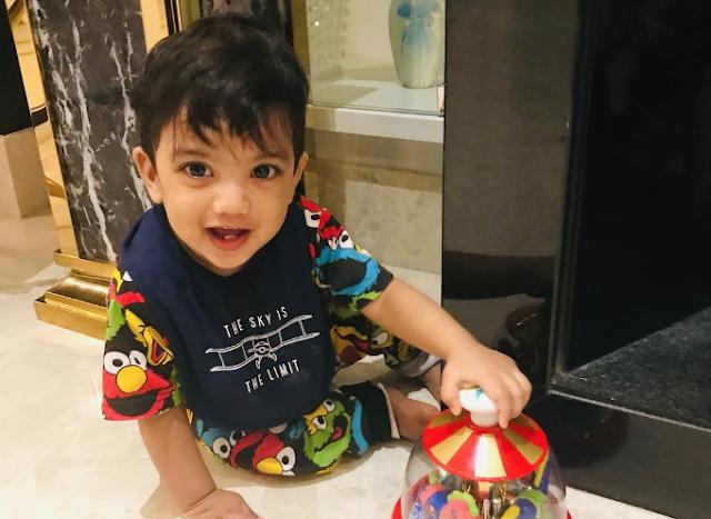 Baby Qayyum Dah Banyak Perubahan, Bertambah Ceria & Interaksi
