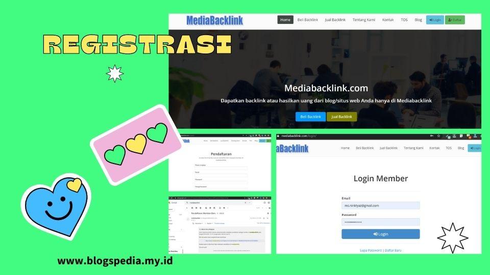 registrasi media backlink