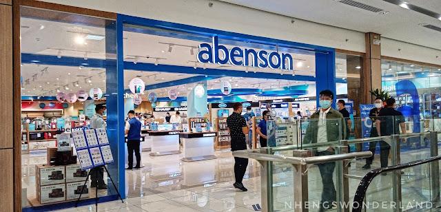 Abenson - WalterMart Mall Antipolo