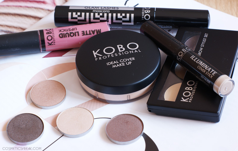 ONE BRAND MAKEUP: KOBO PROFESSIONAL