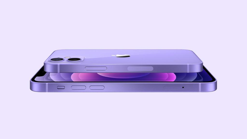 The Unexpected Purple iPhone 12
