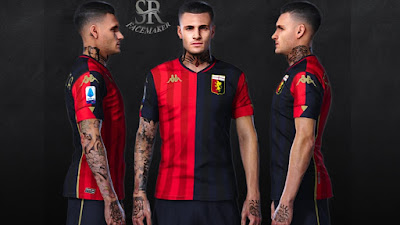 PES 2021 Faces Gianluca Scamacca by SR