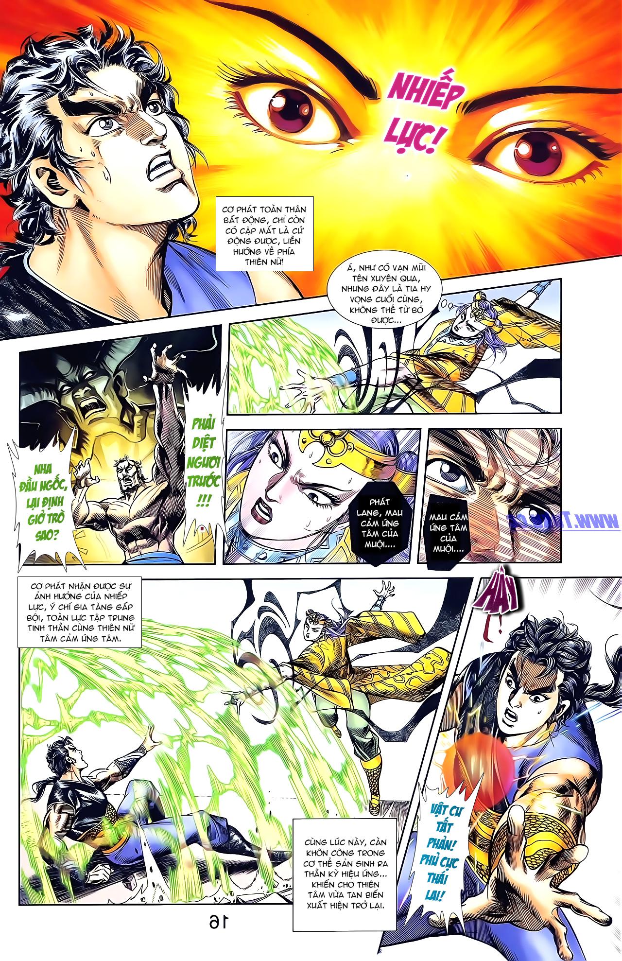 Cơ Phát Khai Chu Bản chapter 161 trang 26