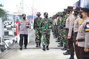 Kapolri Dampingi Panglima TNI Buka Latsitarda Nusantara Ke-41