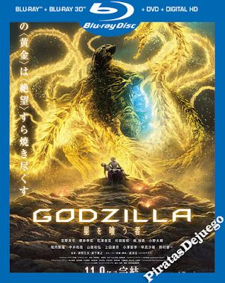 Godzilla 3: El Devorador De Planetas (2018) HD 1080P Latino