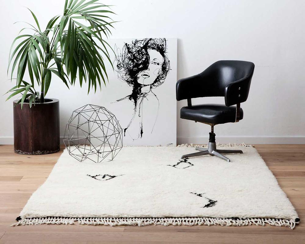 arredare con i tappeti