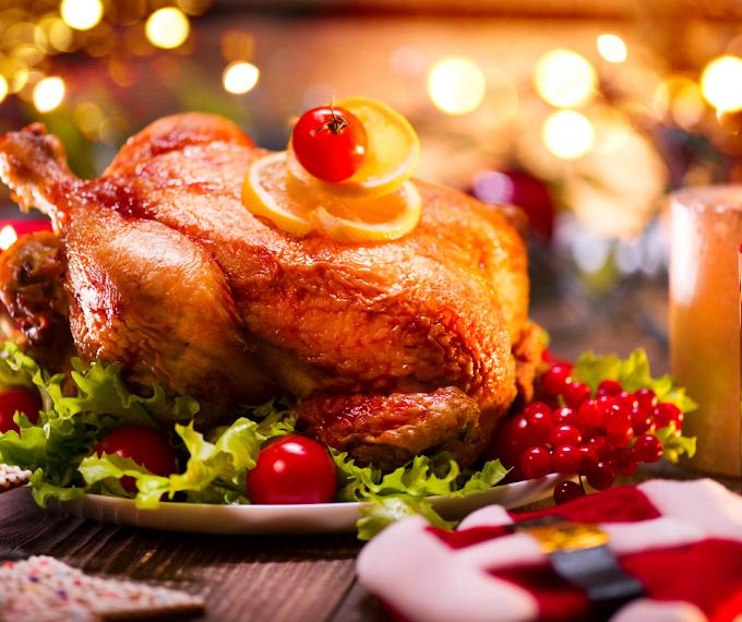 Alimentos Saudáveis Para Ter na Ceia de Natal