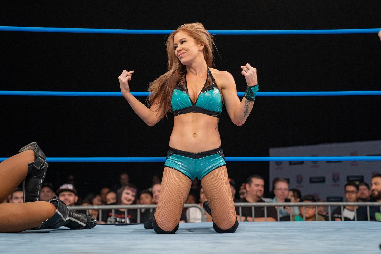 Madison Rayne anuncia sua última luta no cenário Indie