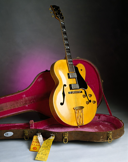 """""""Play It Loud: Instruments of Rock and Roll"""" Exhibition at The Met Fifth Avenue"""