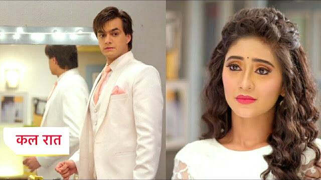Latest Update : Naksh beats up Aditya for spoiling Kartik's happiness in Yeh Rishta Kya Kehlata Hai