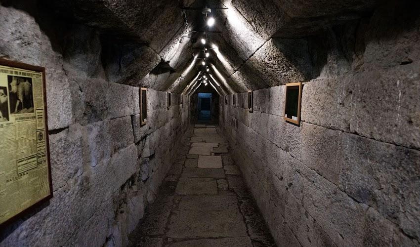 Мезек - една история за гробница, крепост и вино