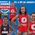 Em Flamengo Atletas de várias escolas do Piemonte disputam os Jogos Escolares Estaduais graças ao trabalho da EAF