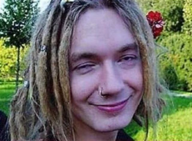 fat man with dreads