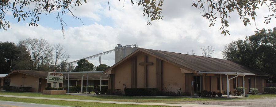 Church of the Nazarene en Lockhart