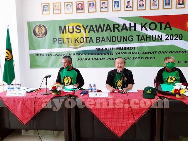 Pengkot PELTI Bandung Sukses Gelar Muskot