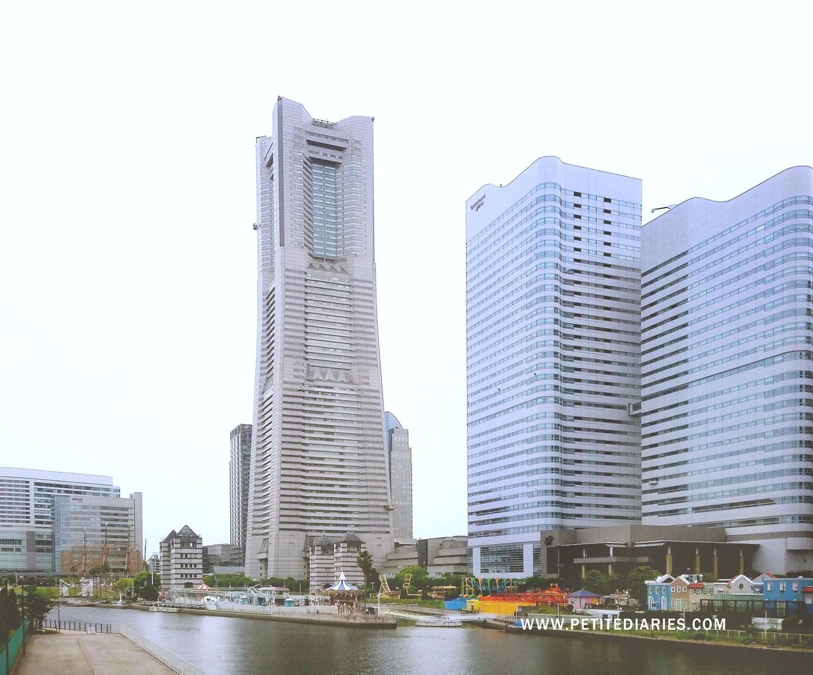 travel to YOKOHAMA