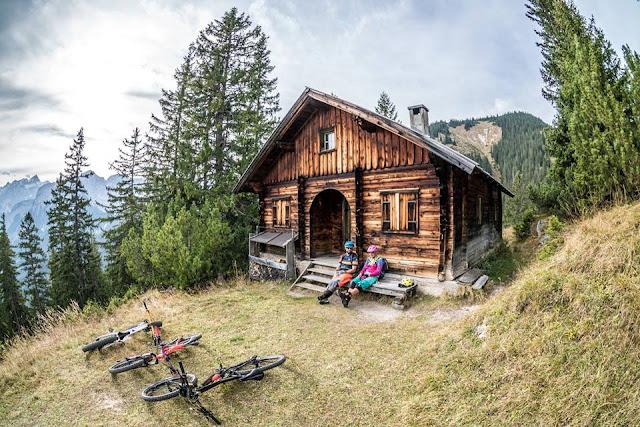 sylvensteinspeicher mountainbike tour bbs fleischbank