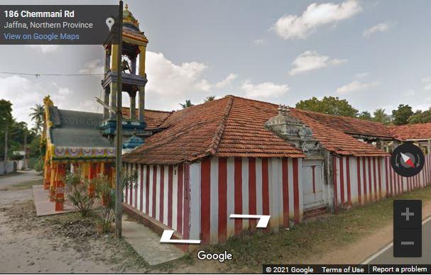 Veyil Ugantha Pillaiyar Temple