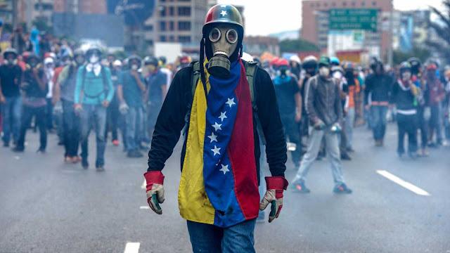 VENEZUELA: CIDH mostró especial preocupación ante las múltiples denuncias de persecución y violaciones DDHH.