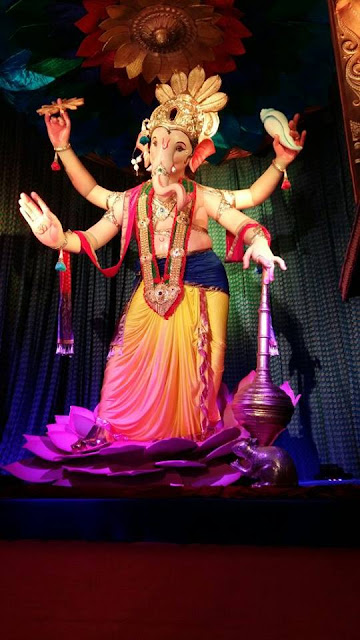 Ganesh galli - ganesh gali cha raja - Mumbai ganpati images 2016 Mumbai Ganesh Chaturthi images 2016