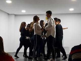Galería de imágenes de MAICROMACHISMOS en las Jornades ConviPola: Diversitat sexual, familiar i de gènere a l'àmbit educatiu, Santa Pola (23/10/19)