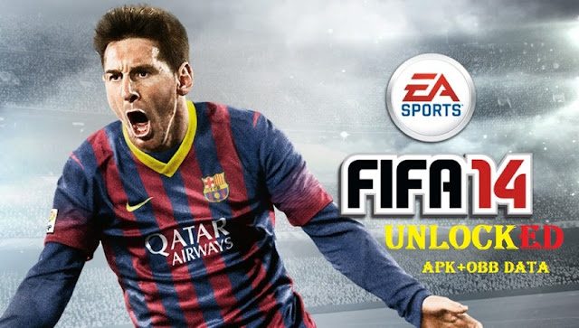 Download FIFA 14 Mod Apk Data Android Game