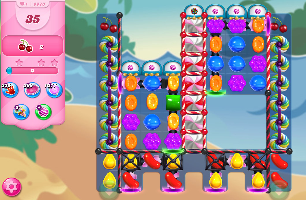 Candy Crush Saga level 8978