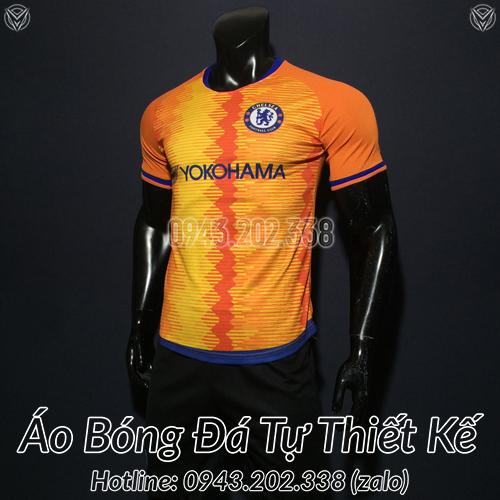 Áo Câu Lạc Bộ Chelsea 2019 Training 7