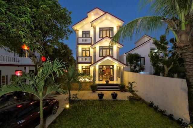home sweet home villa hoi an, thuê villa hội an, thuê biệt thự hội an
