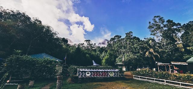 Hiking Tawai Waterfall Telupid Sabah