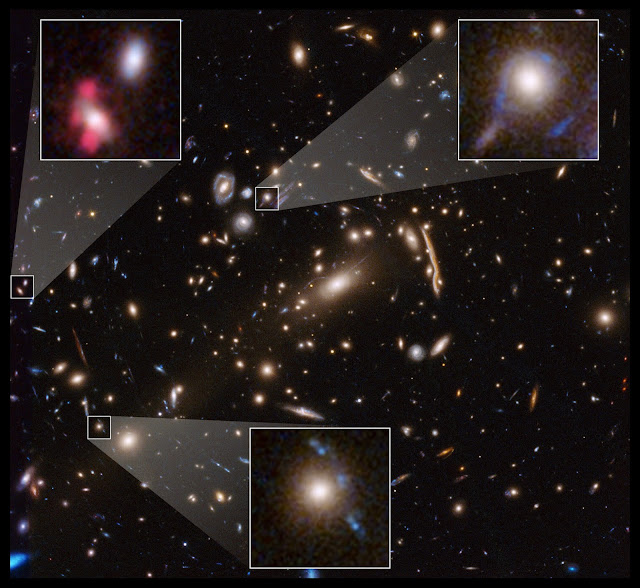 New Hubble data suggests there is an ingredient missing from current dark matter theories