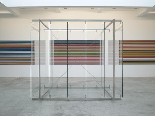 Fx Reflects: Gerhard Richter, Peinture 2010-2011, Galerie Marian Goodman