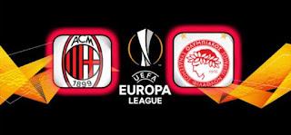 مشاهدة مباراة ميلان وأوليمبياكوس بث مباشر بتاريخ 13-12-2018 الدوري الأوروبي