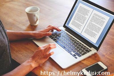 Benarkah ngeblog adalah pekerjaan jadul?